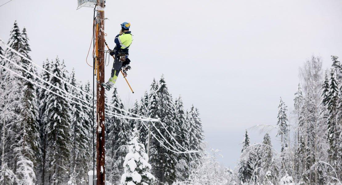 Suomalaiset energiaverkot maailman huippua