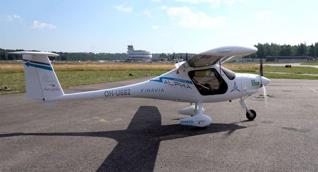 Olisiko Suomesta sähköisen lentämisen edelläkävijäksi?