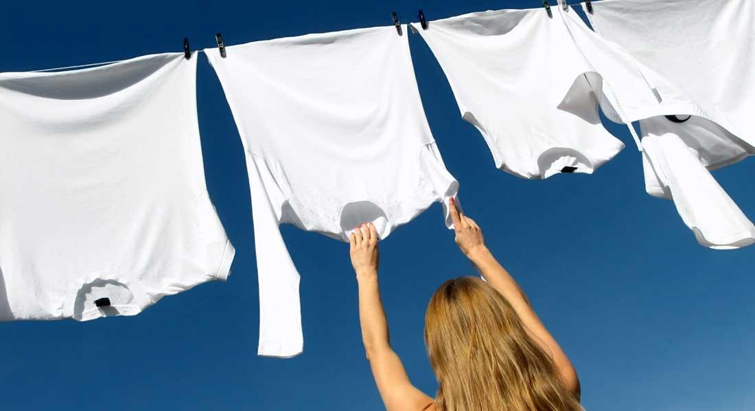 Pese pyykit ympäristöystävällisesti