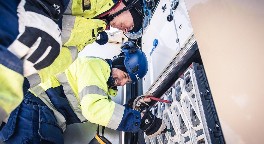 Toimiva sähkönsiirto on toimivaa yhteistyötä