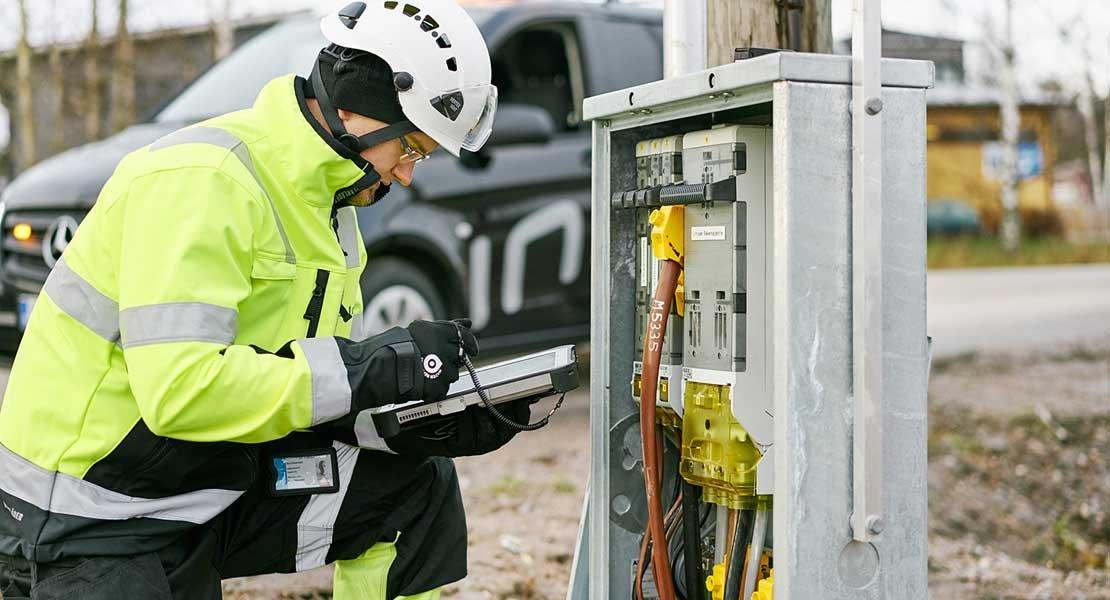 Insplan tuottaa Kajavelle sähköverkon tarkastukset sekä kunnossapidon projektivalvonnan