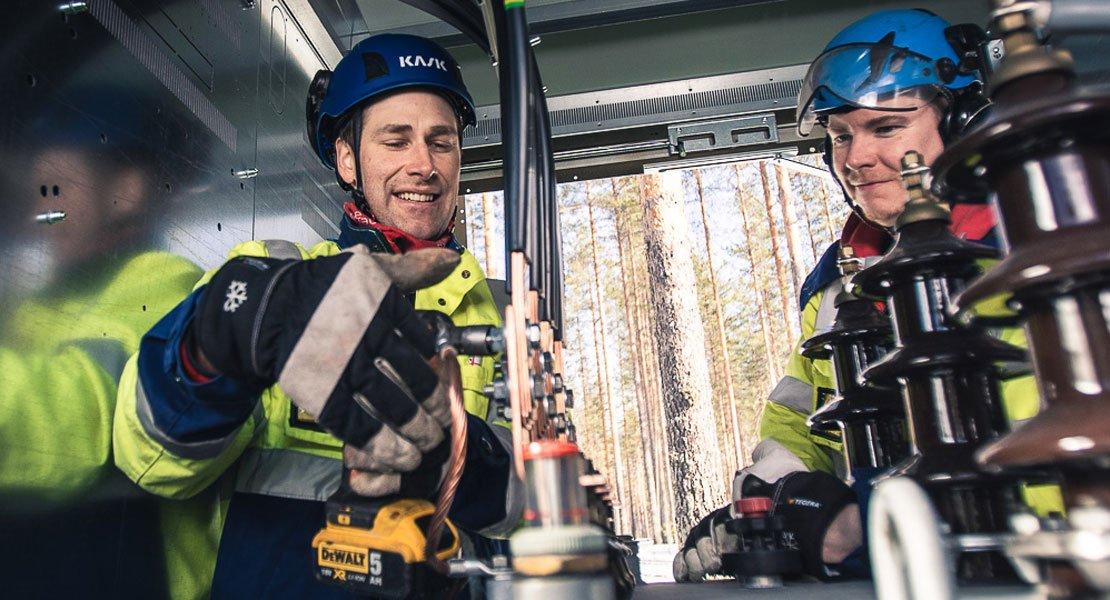 Enerke ja Eltel ovat Kajaven sähköverkon kunnossapidon ja viankorjauksen sopimuskumppanit